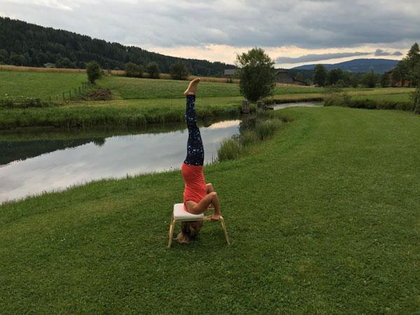 Bild zeit.raum Feetup Yoga