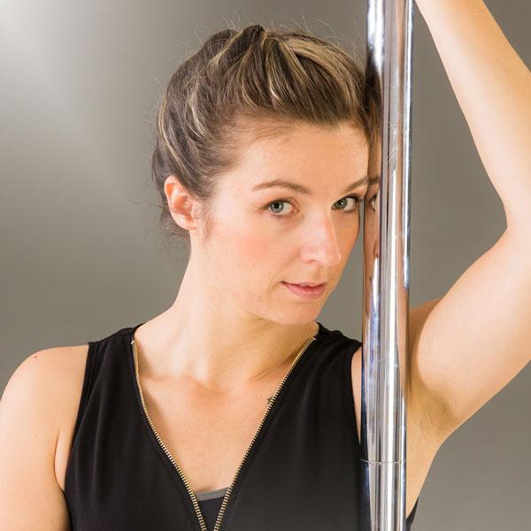 Poledance Testimonial Natalie