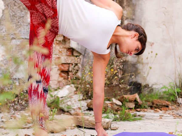 Bild zeit.raum Yoga Basic