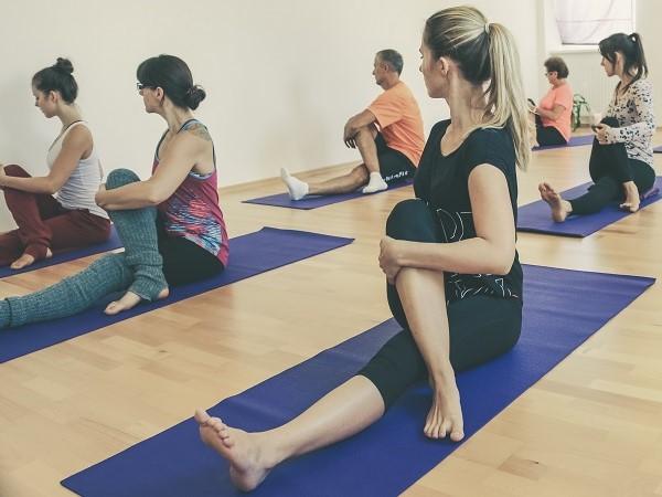 Bild Yoga sanft