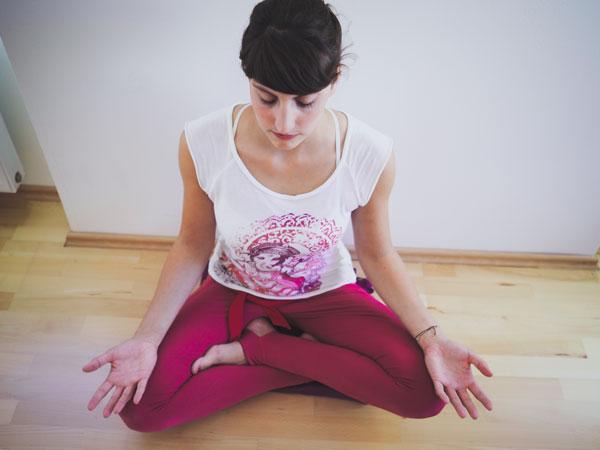 Bild zeit.raum Yoga sanft