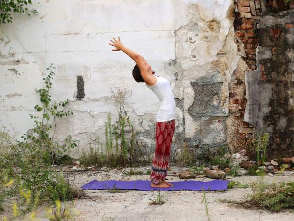Bild zeit.raum Yoga Schnupperstunden