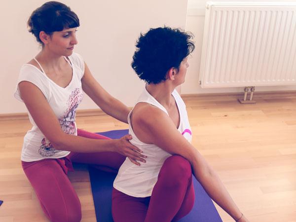 Bild zeit.raum Yoga für den Rücken