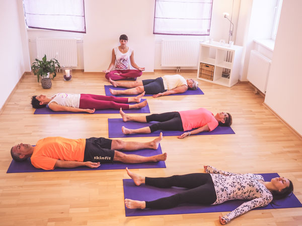 Bild zeit.raum Yin Yoga