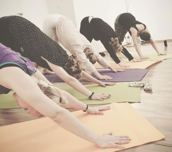 Yogawege Ausbildung