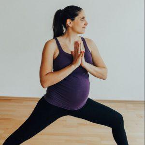 Schwangerenyoga
